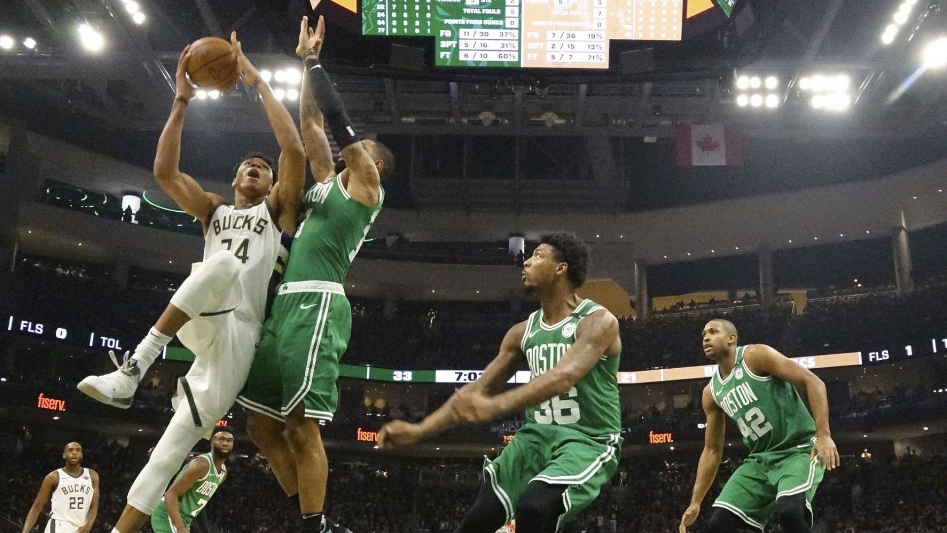 НБА има своя първи финалист в Изтока