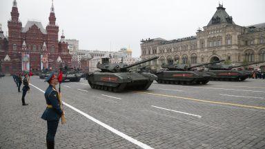 Каква техника показа Русия на днешния Парад на победата (снимки)