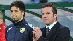 Илия Груев вече не е част от треньорския щаб на Вердер
