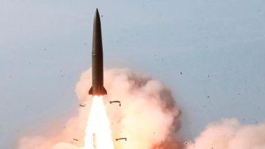 Северна Корея направи два ракетни теста за пет дни