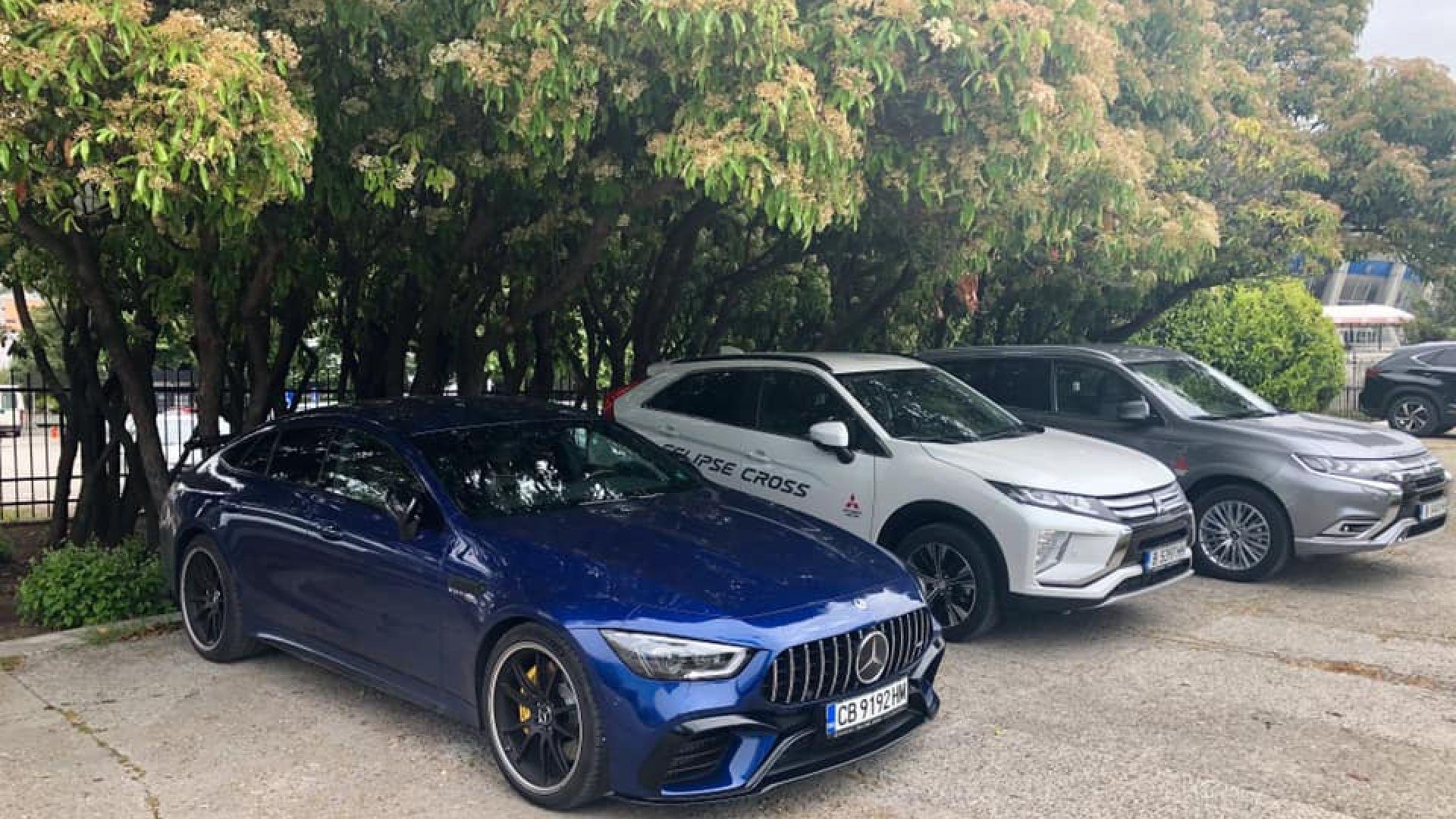 Изложението Автомобилен салон Варна - Palace Auto, бе открито днес