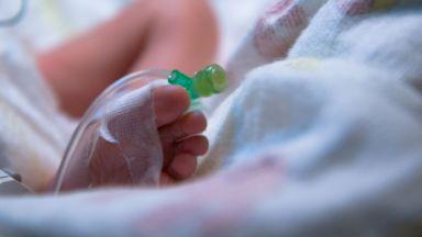 Изоставеното бебе вероятно е родено вкъщи, още не са открити родителите