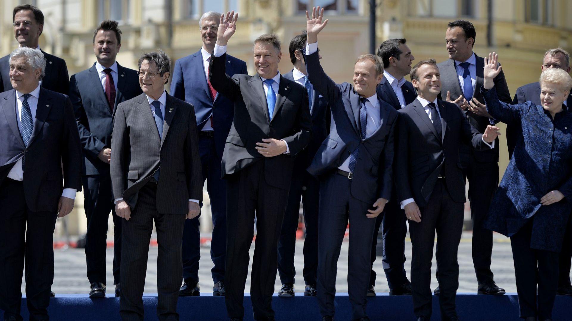 Пет предизвикателства пред ЕС през следващите пет години