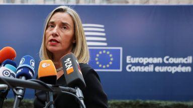 ЕС взе решение да подготви санкции срещу Турция, но не заради Сирия