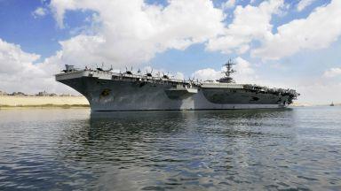 """Пекин предупреди САЩ """"да не показва мускули"""" в Южнокитайско море"""
