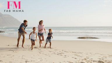 Ваканция с децата - наръчник за пътешестващи родители