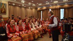 Легендата Виктор Захарченко: Мечтая един ден да пеем в храма заедно с българите