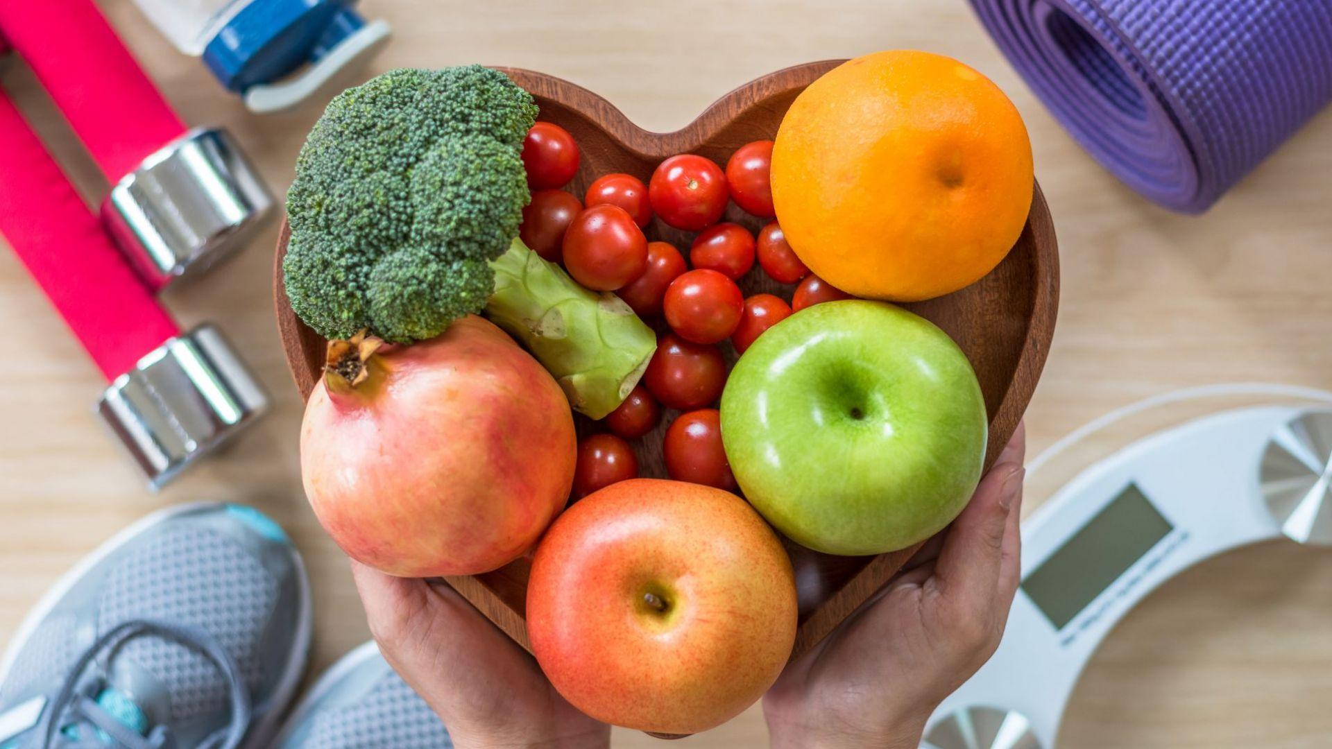 Качествени плодове и зеленчуци – добрата храна преди и след бягане