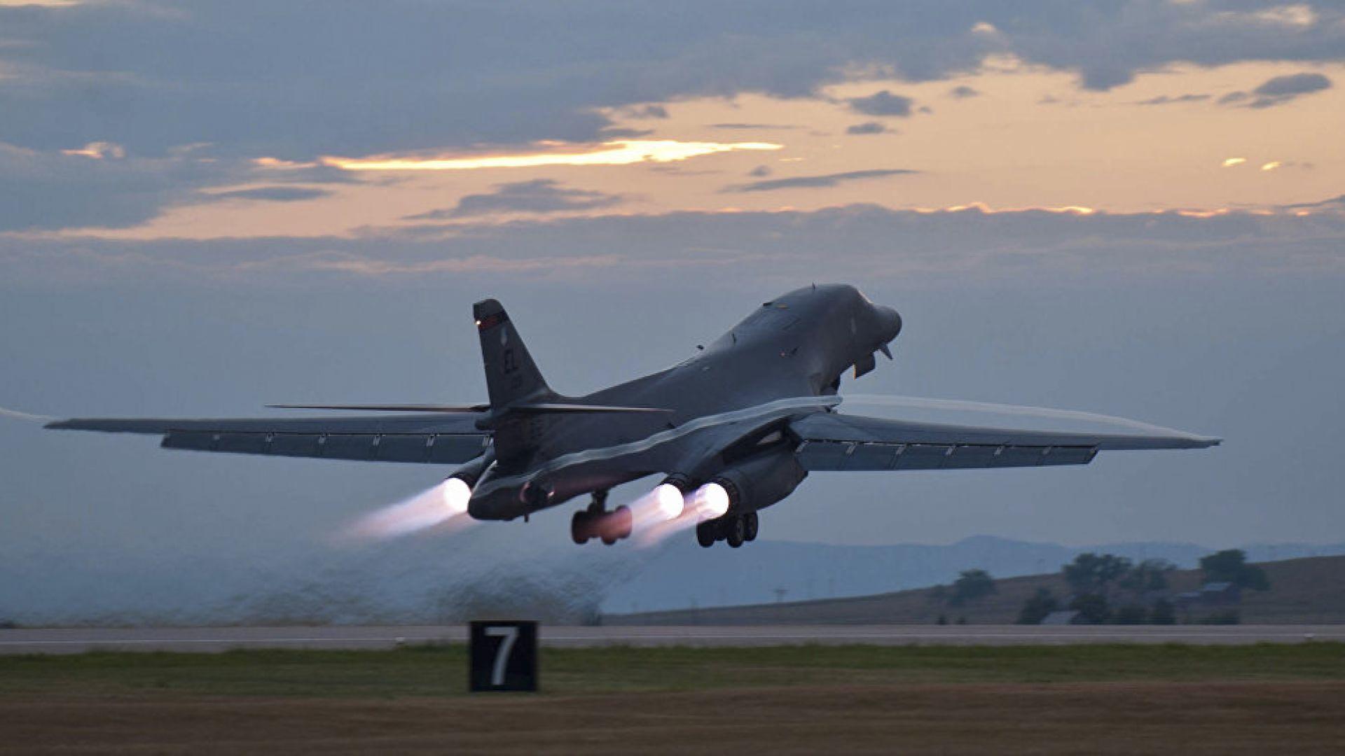 САЩ превръщат бомбардировача В-1 в носител на хиперзвуково оръжие