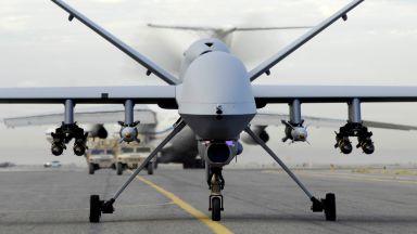 Как дроновете превърнаха войната в компютърна игра