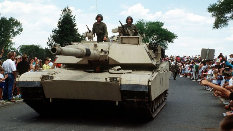 Танк M1 Abrams