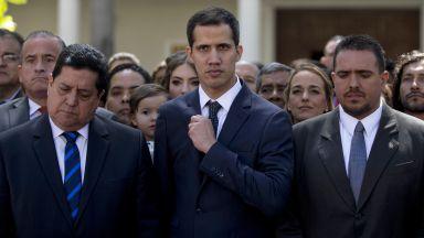 """""""Дясната ръка"""" на Гуаидо е пратен във военен затвор"""