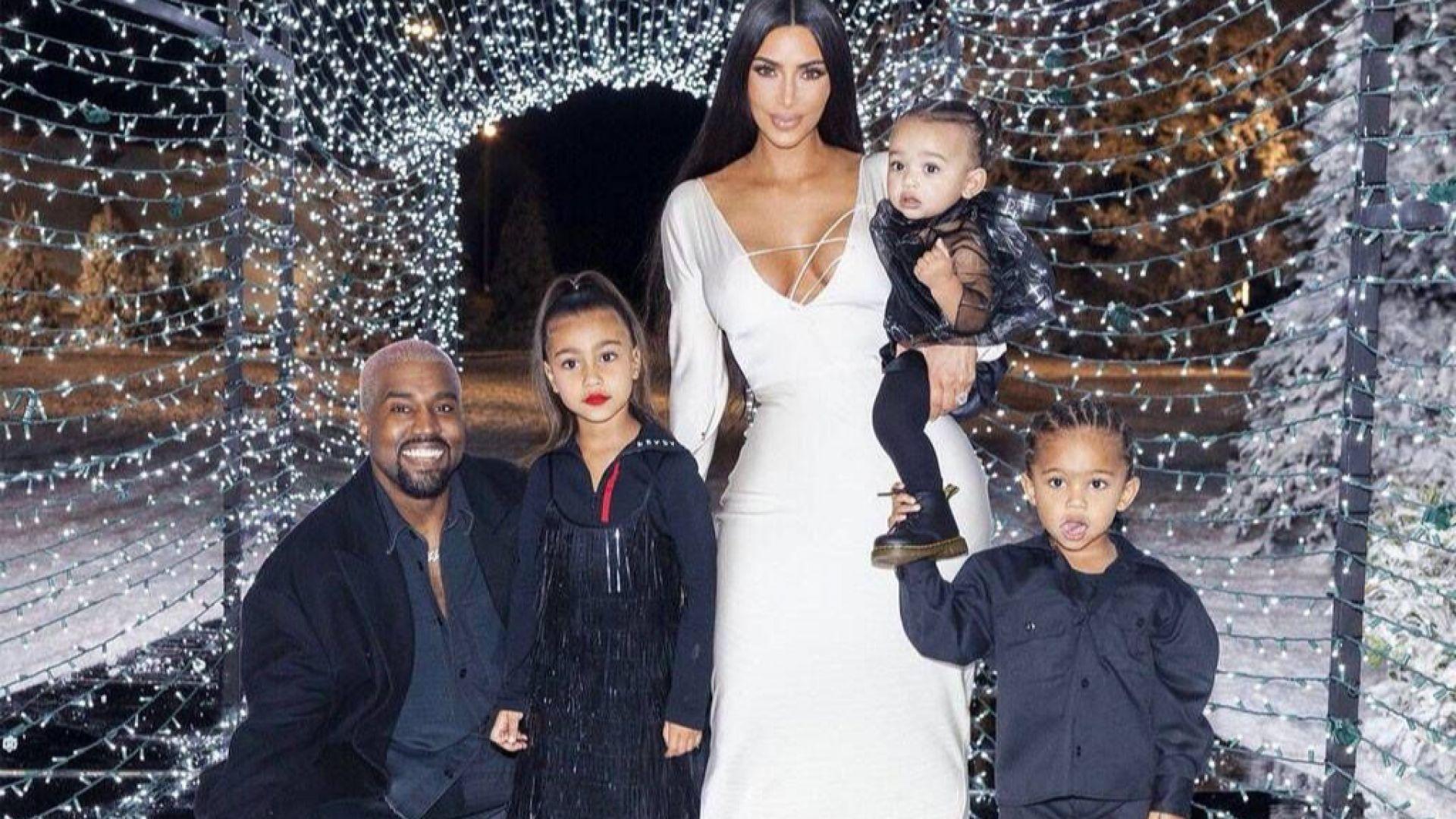 Ким Кардашиян и Кание Уест с четвърто дете - от сурогатна майка