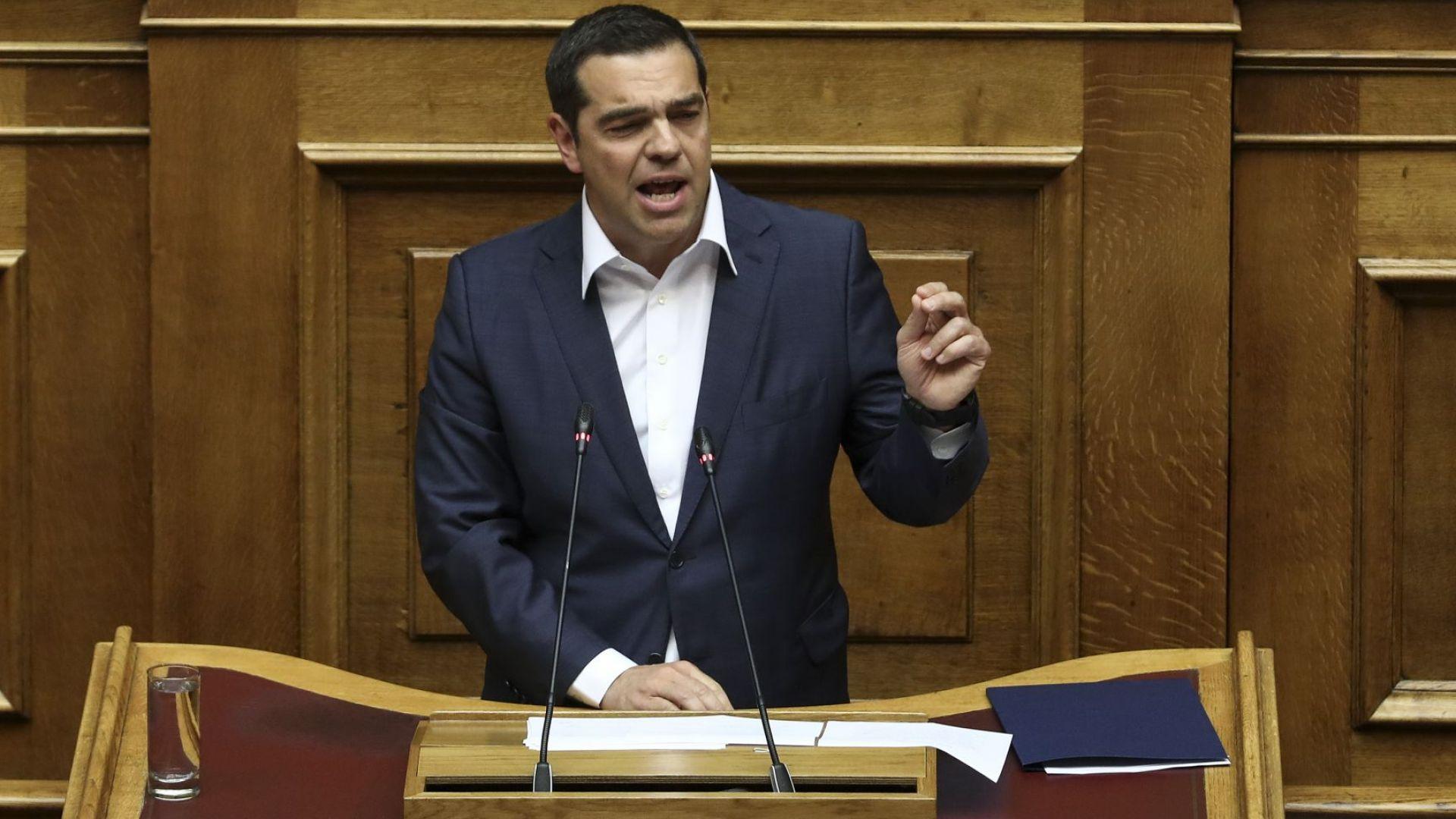 """""""Файненшъл таймс"""": Средната класа изостави Ципрас"""