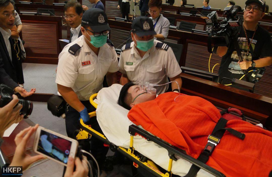 Ранените са транспортирани в болница