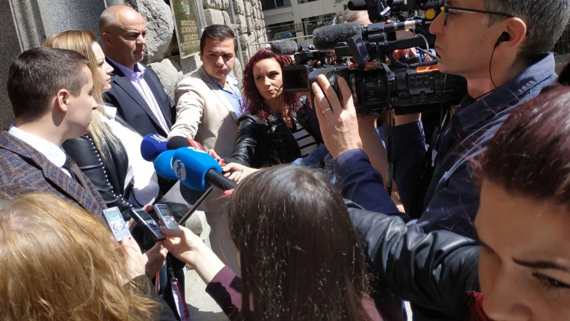 БСП внесе сигнал в ЦИК срещу Бойко Борисов