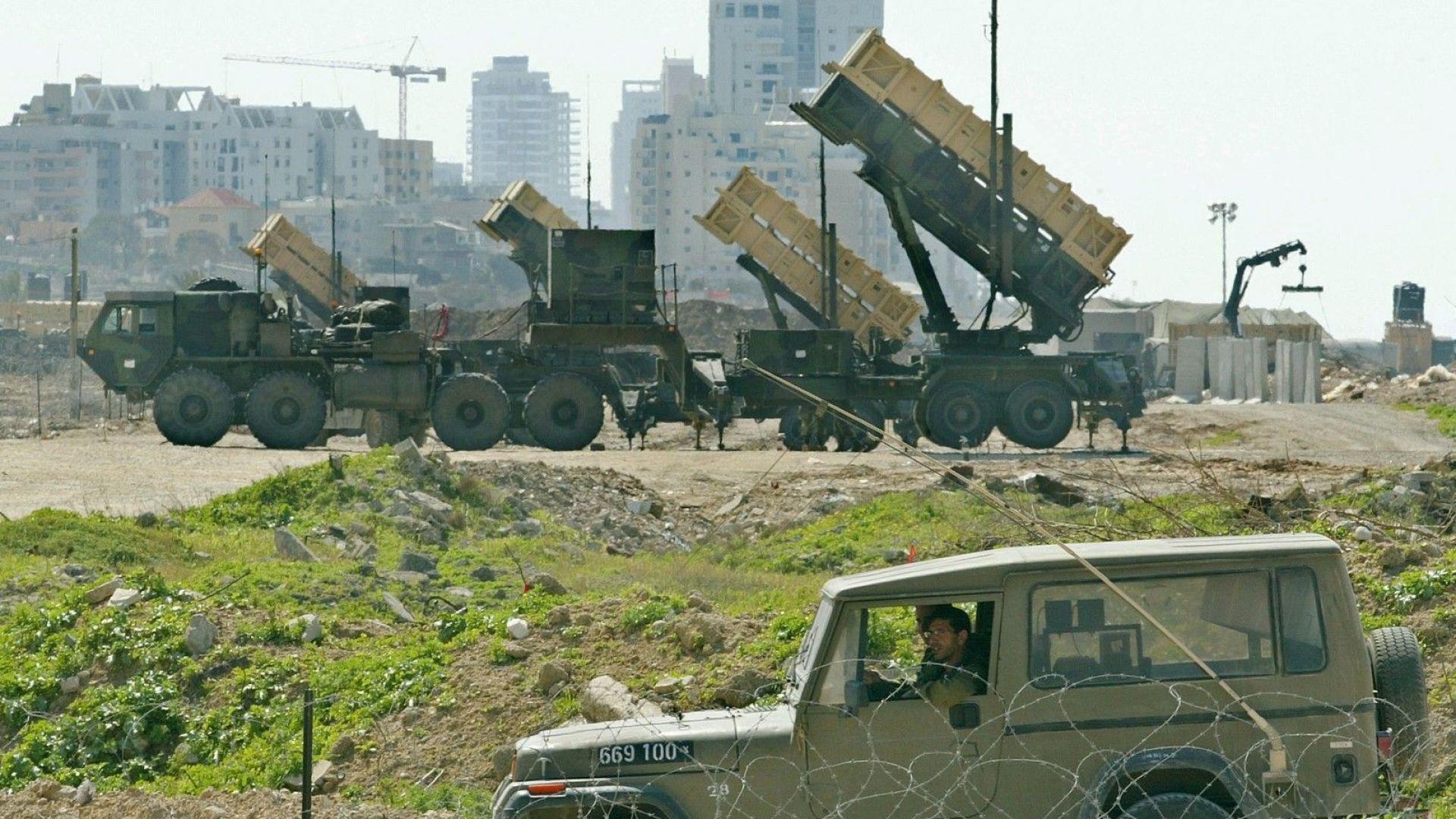 """Атлантическият съвет иска ракети """"Пейтриът"""" у нас, за да се пазим от Русия"""
