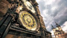 Най-красивите часовници в Европа