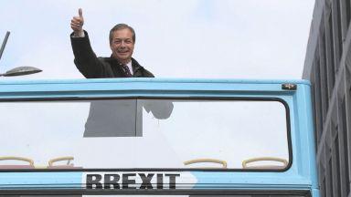 Фараж иска да се включи в преговорите за Брекзит