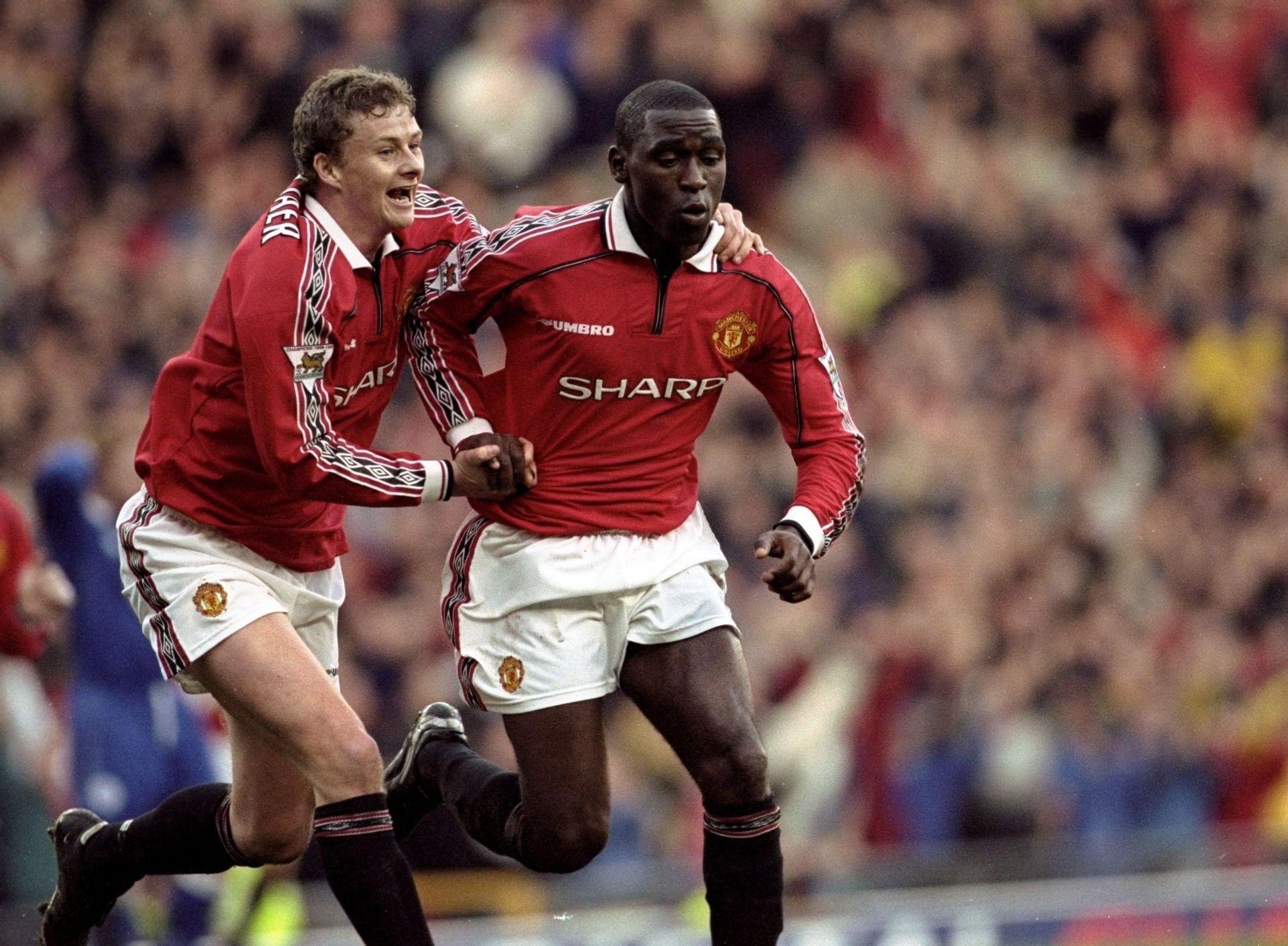 1999 г. - Анди Коул изкупува греховете от четири години по-рано, бележи победно срещу Тотнъм за обрата с 2:1 и титлата отново е за Юнайтед