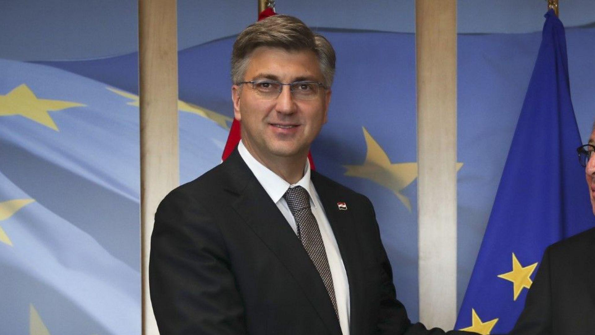 Хърватия ще финансира съкратена работна седмица за засегнати компании