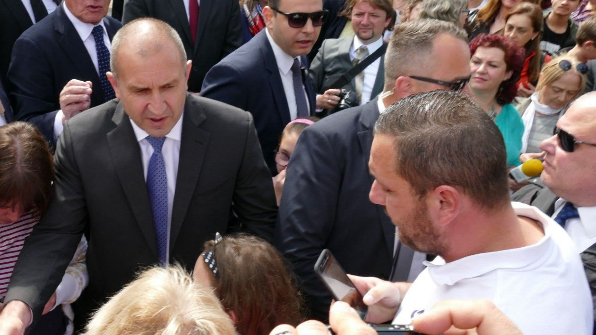 Президентът Радев обсъжда туристически връзки между България и Хърватия