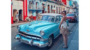 Михаела Филева замина за Куба
