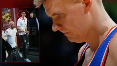 Руснаци биха 221-сантиметрова звезда от НБА в родния му град (видео)
