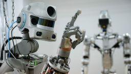 """Руският робот """"стрелец"""" ще се отправи към МКС"""