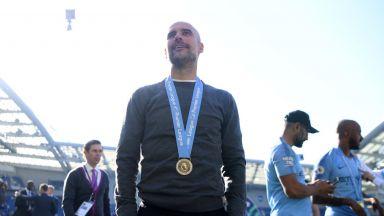 Гуардиола след трофей №31 за 12 сезона: Това е най-специалната титла