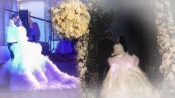 Майк и Цеци: Първият танц и целувката от Сватбата на годината
