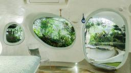 Дизайнери превръщат в райски кът едностайно жилище в мегаполис