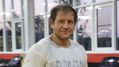 Полицията прибра пияна руска ММА звезда от детска площадка