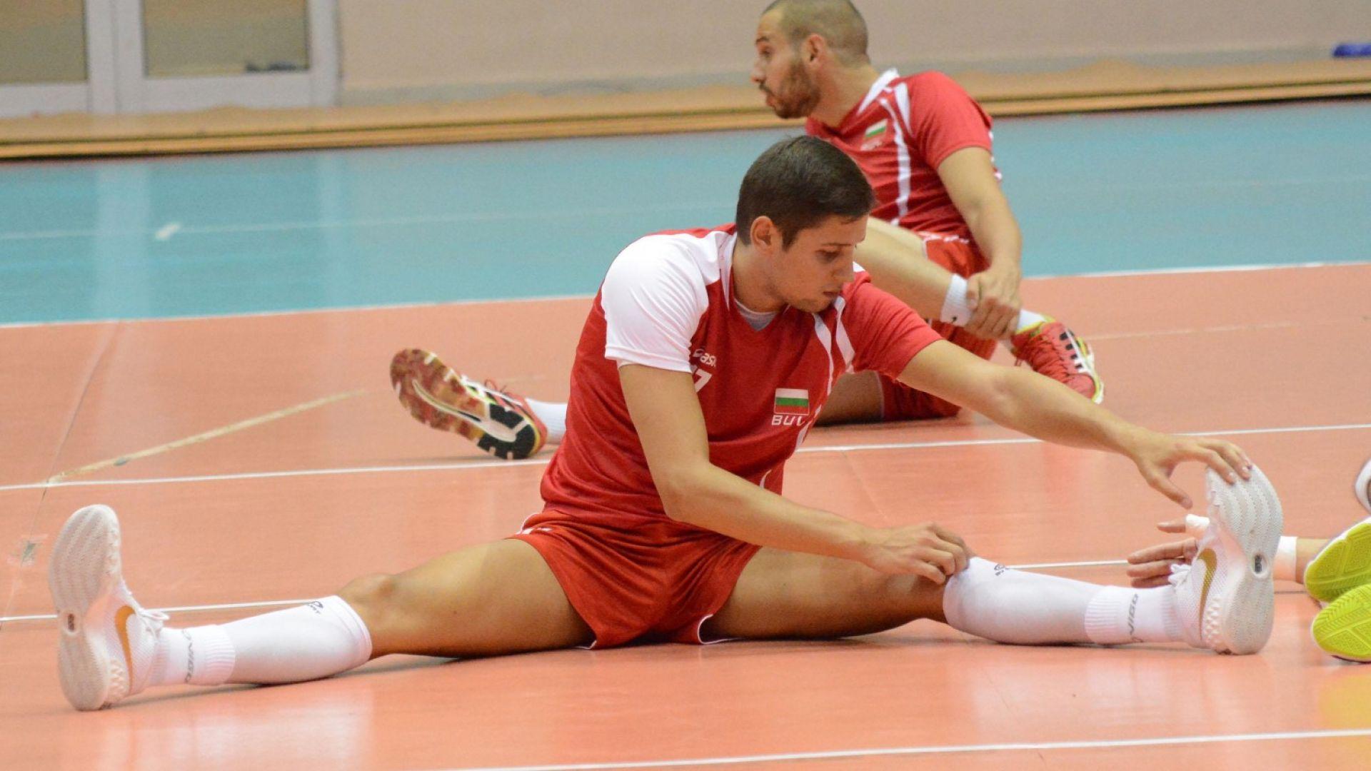 Три важни фигури се присъединиха към волейболните национали