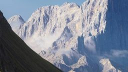 Вълшебната красота на Алпите и Лукас Фърлан