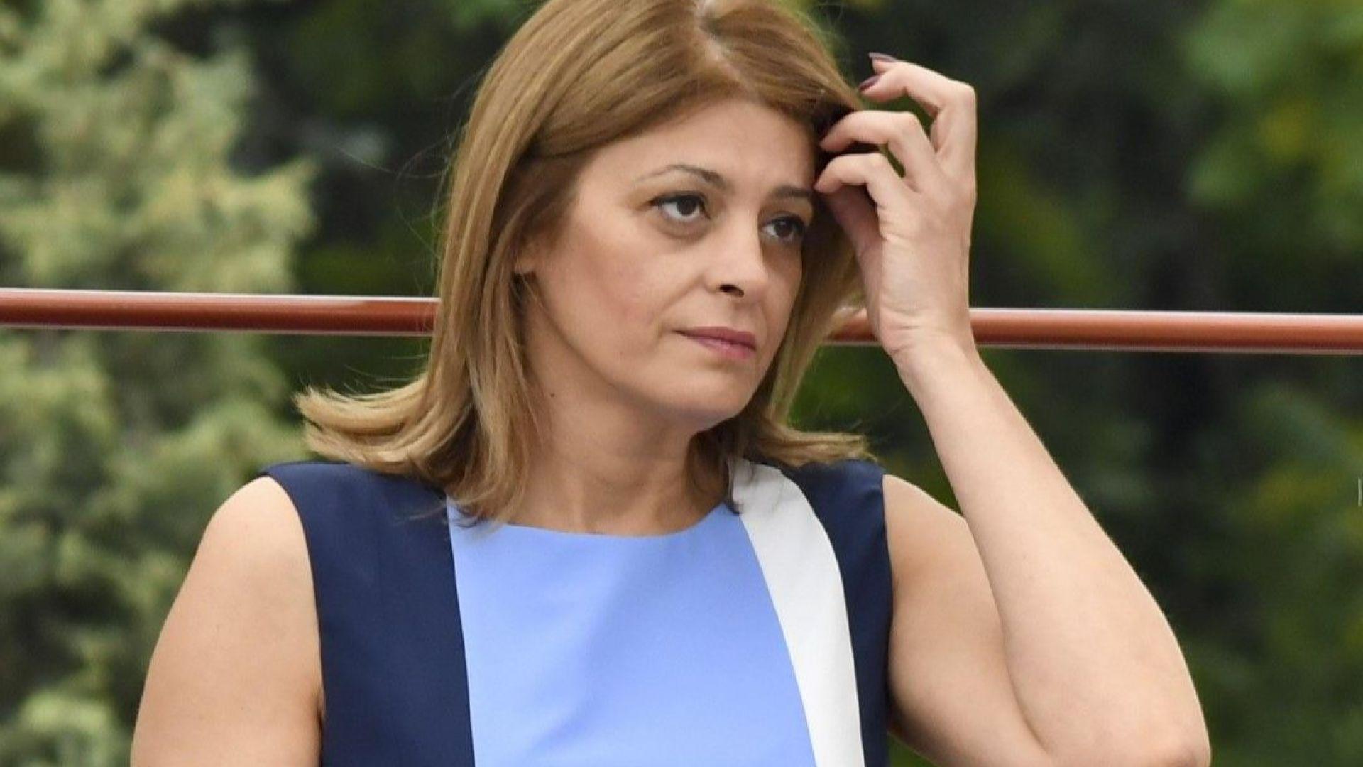 Десислава Радева се разгневи на Lufthansa