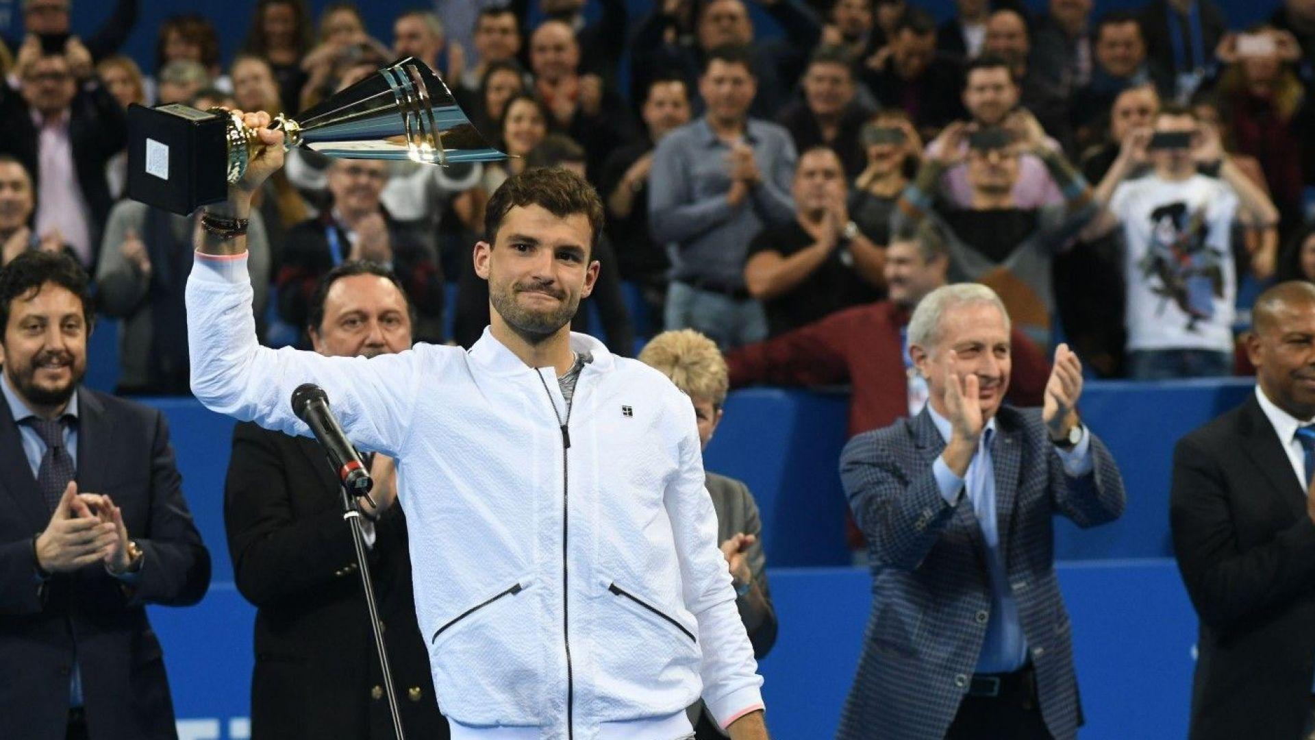 Фаворит ли щеше да е Григор, ако турнирът в София започваше днес?