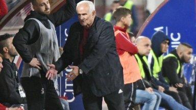 ЦСКА реагира на миникризата със странен ход