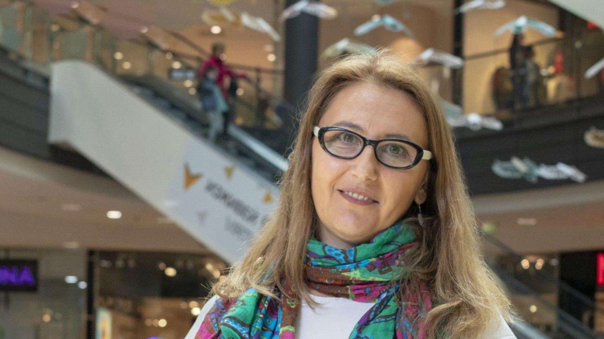 Мариана Вълчева, Българско дружество за защита на птиците