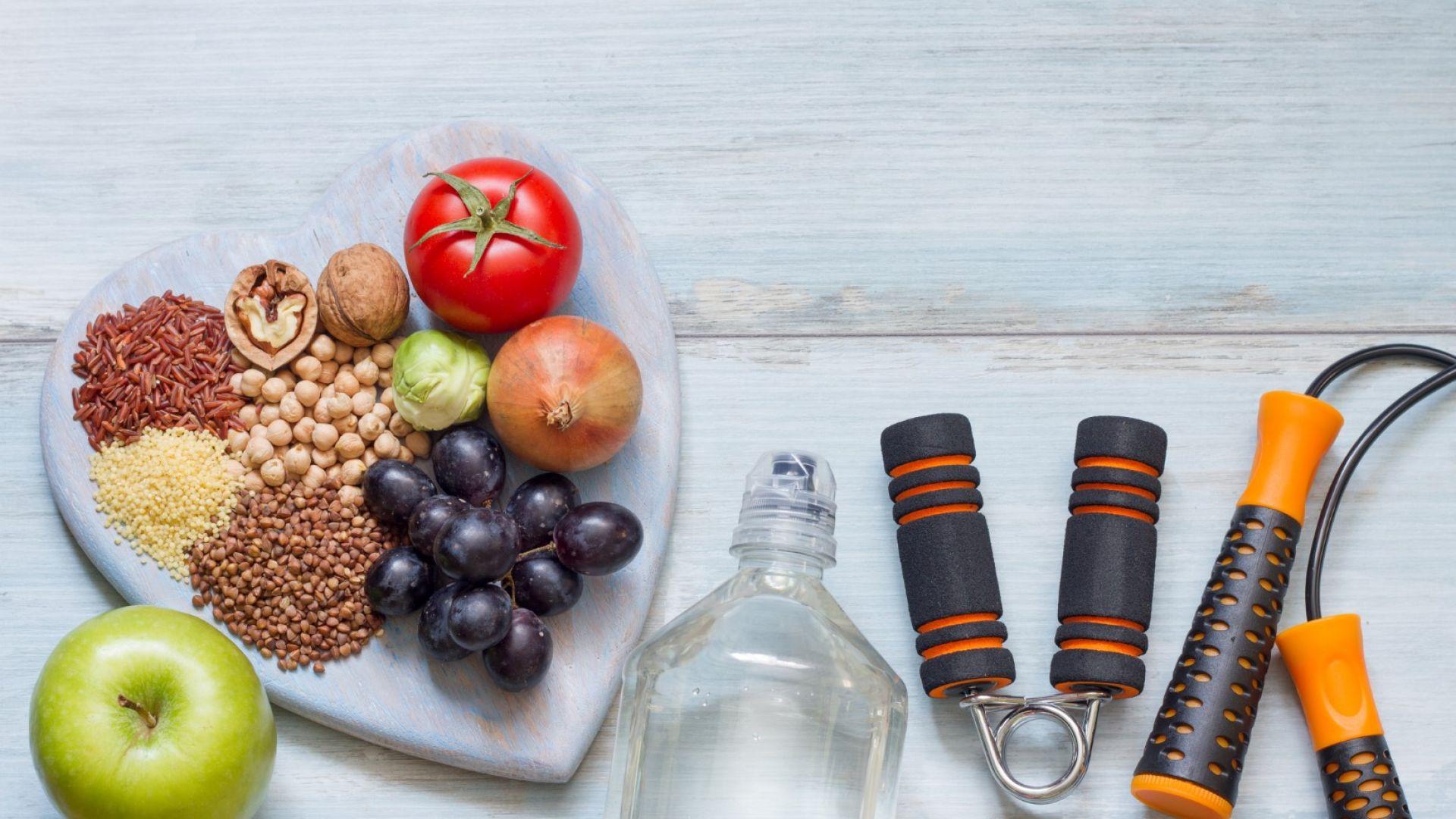 Специална диета намалява риска от сърдечна недостатъчност