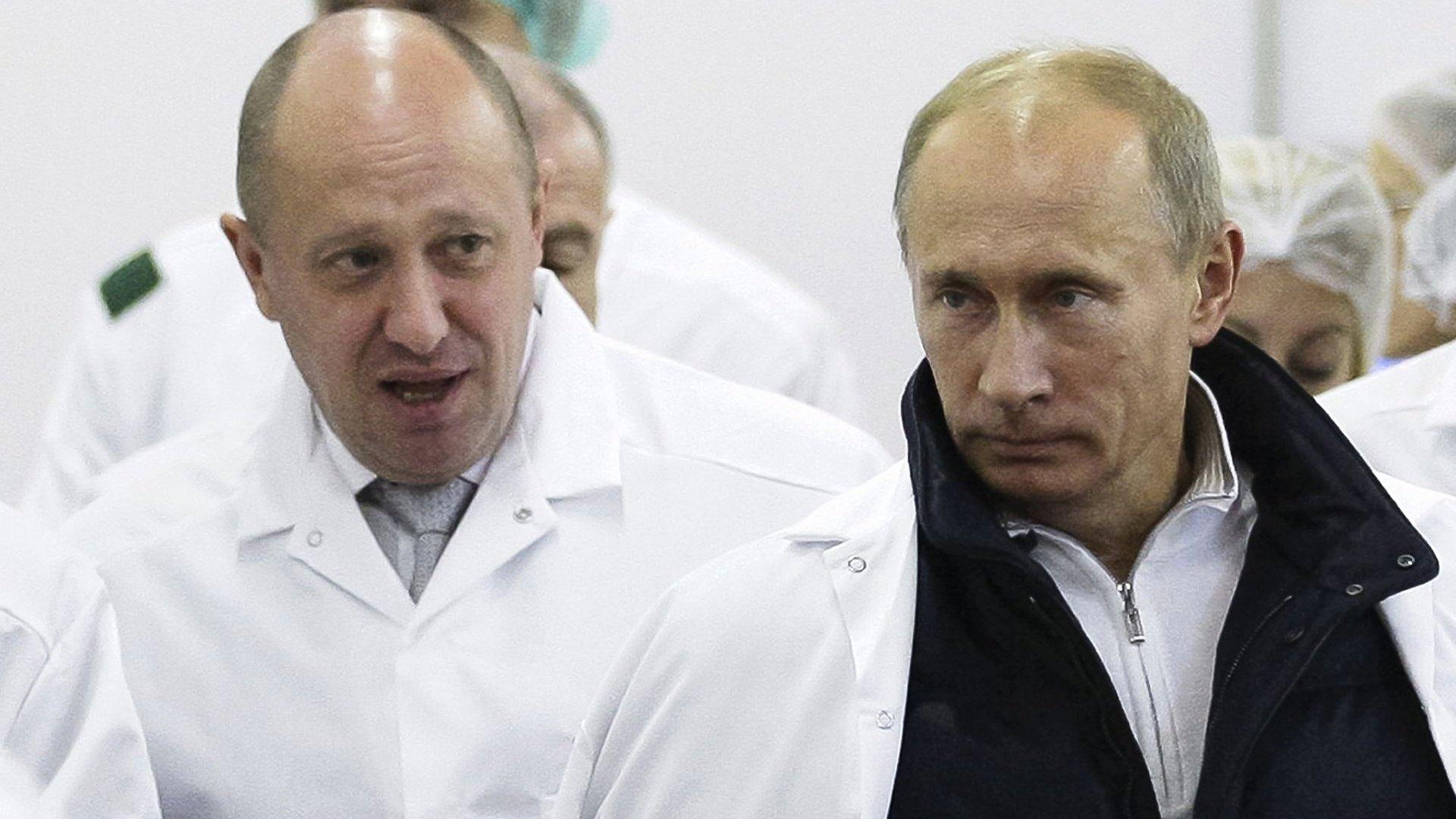 """""""Готвачът"""" на Путин съди ЕС заради санкциите"""
