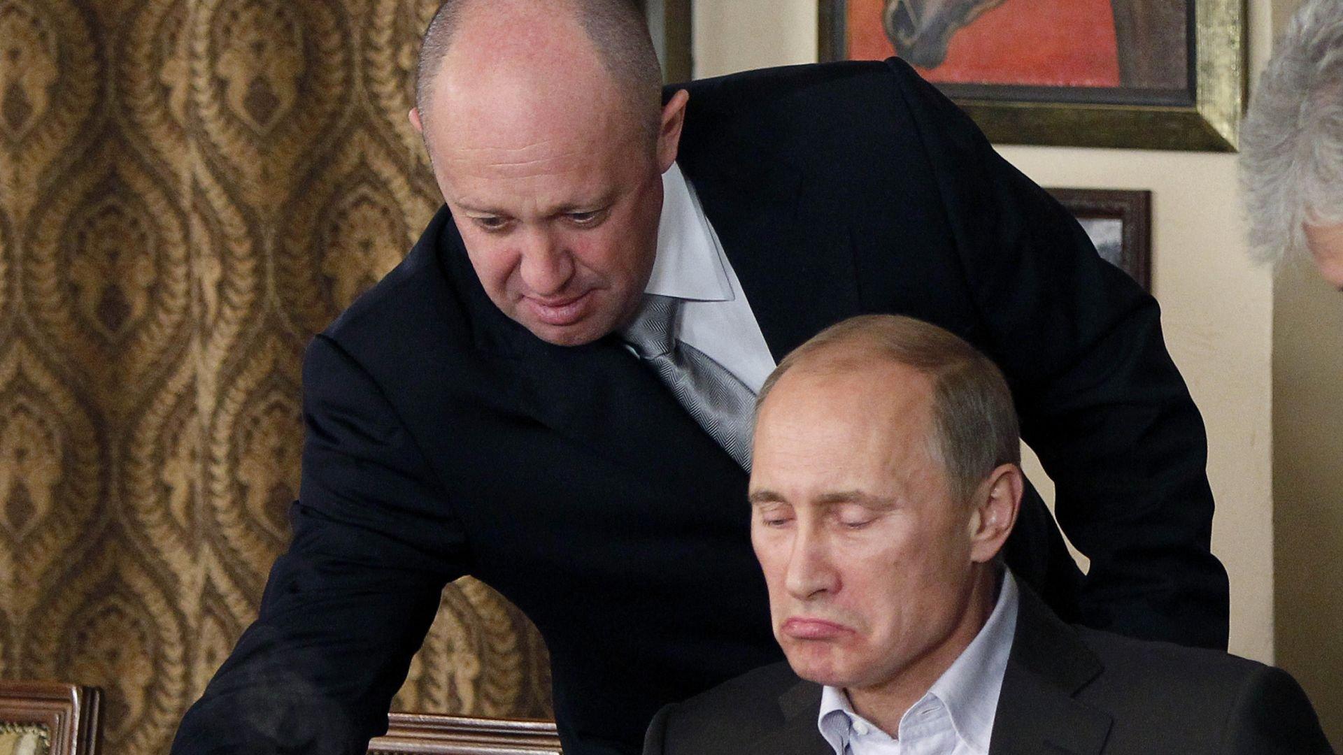 """Съдят """"готвача"""" на Путин за епидемия от дизентерия в детски градини"""
