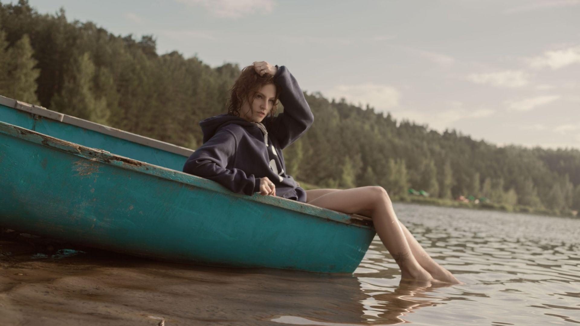 Река Волга пресъхва заради топлата пролет в Русия