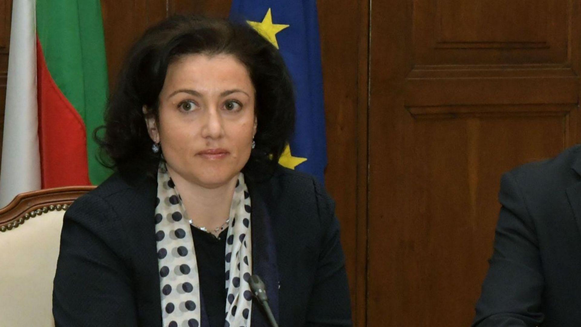 Десислава Танева е предложена за министър на земеделието