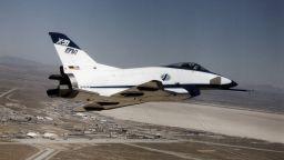 Най-любопитните експериментални самолети на НАСА (снимки)