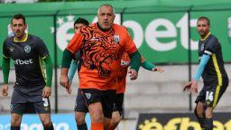 Премиерът Борисов пак е футболист в култовата игра FIFA Manager