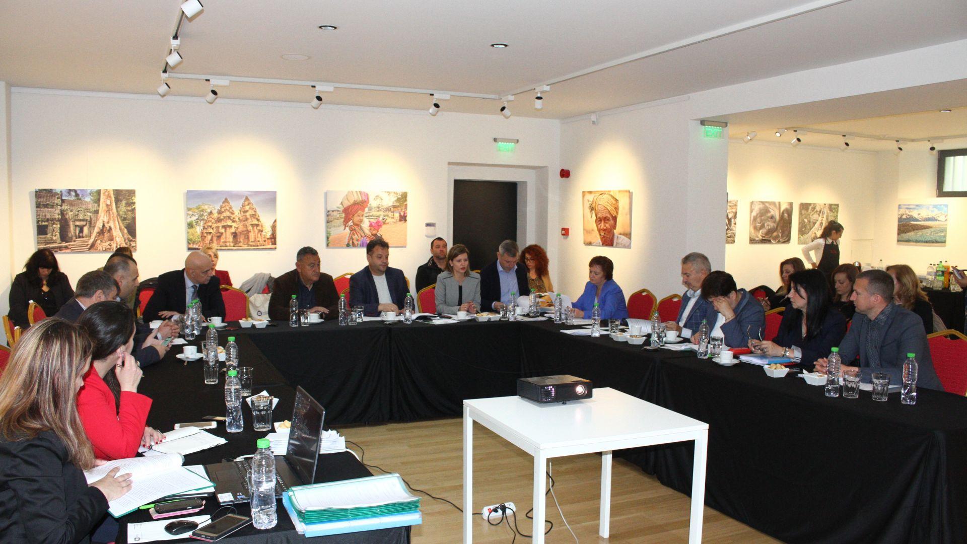 КСБ и НСРОБ си стиснаха ръцете за качествено строителство и честни обществени поръчки