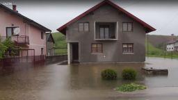 Захариас наводни Босна, порои идват и у нас (видео)