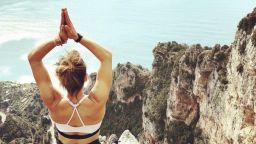 Сани Жекова на почивка в Испания