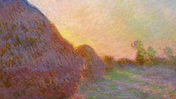 Картина на Клод Моне  беше продадена за рекордните 110,7 млн.  долара